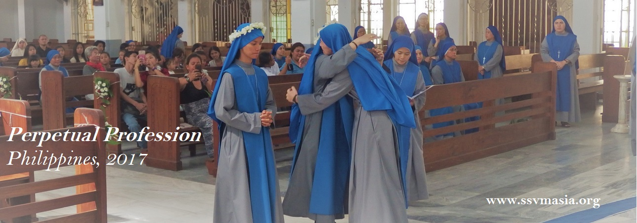Perpetual Profession in Philippines, 2017