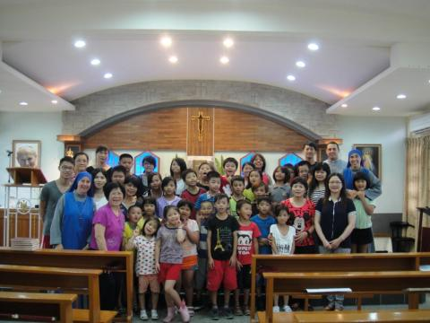 Children After School Class - Group picture