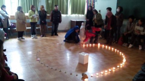 """Archive source: Recitation of the Rosary on the """"Infants' day 2014"""" (1)"""